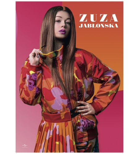 Plakat Zuza Jabłońska