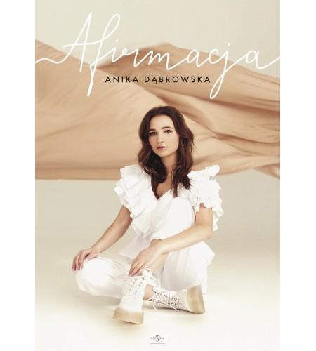 Plakat Afirmacja AniKa Dąbrowska