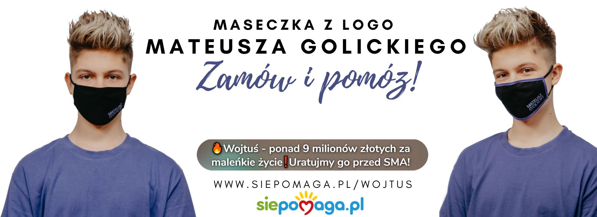 Maski Mateusz Golicki