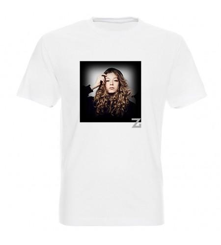 Koszulka  biała Zuza Jabłońska
