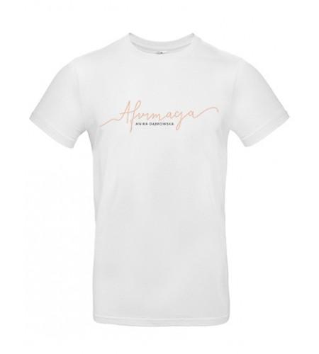 Koszulka Afirmacja AniKa Dąbrowska