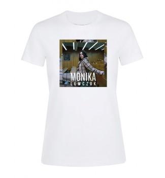 Koszulka biała Monika Lewczuk